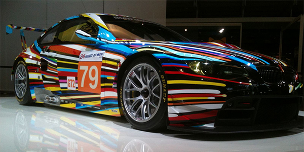 BMW M3 Art Wrap Top10 Vehicle Wraps