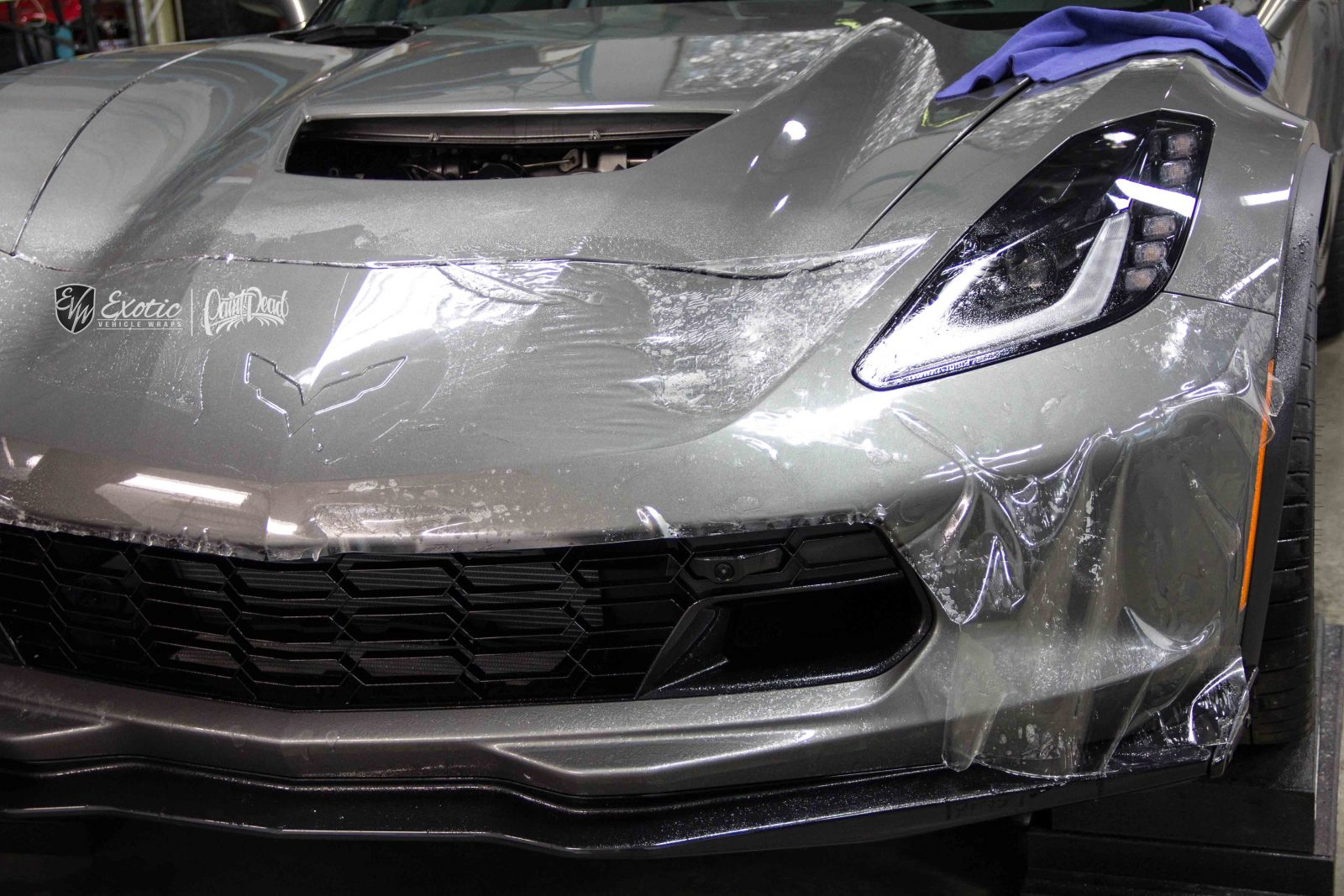 Exotic Vehicle Wraps Gallery And Portfolio