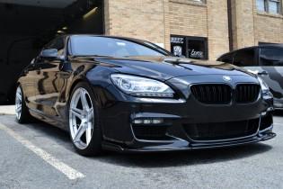 BMW 6 Series Wrap