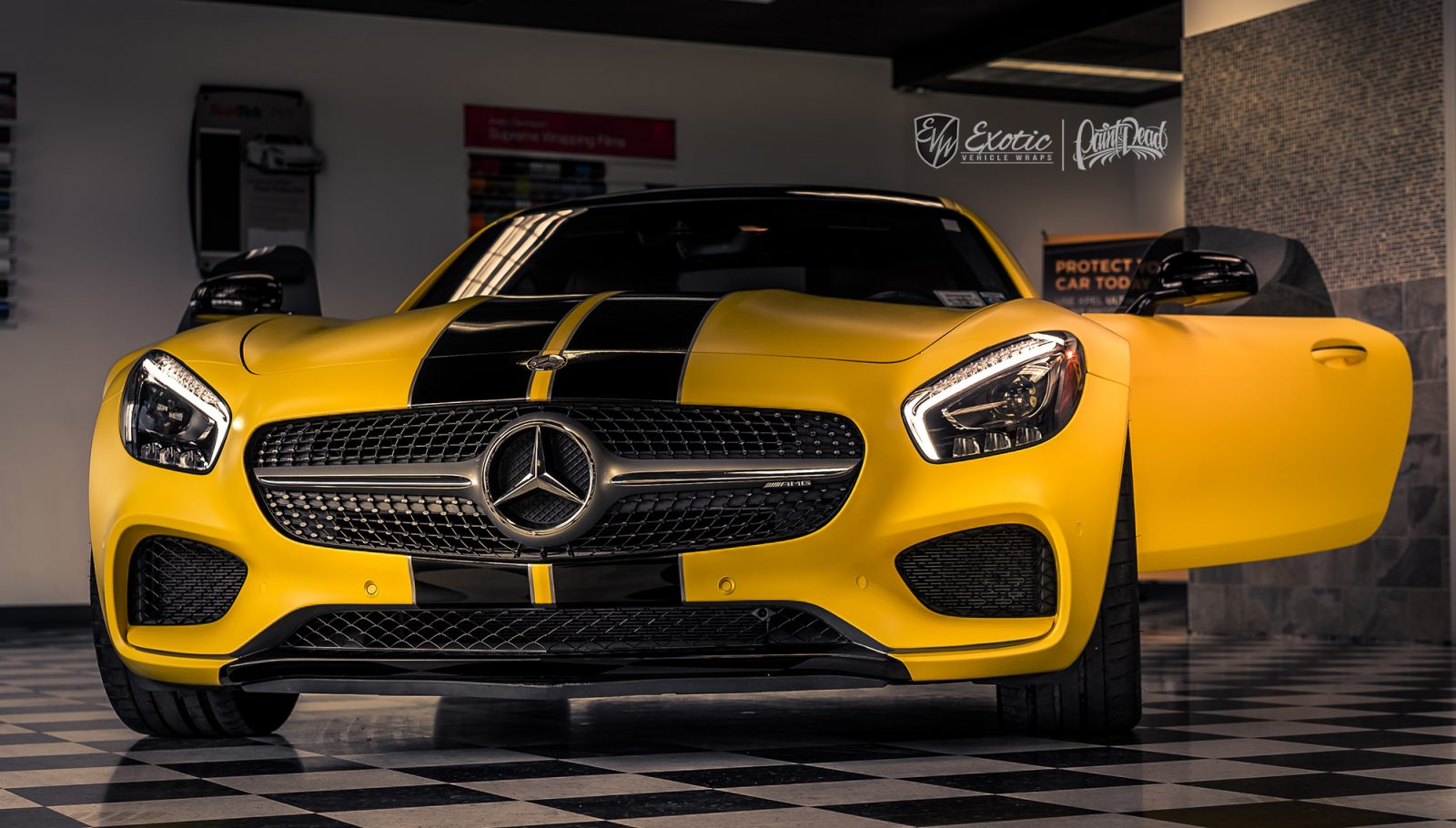 Mercedes Benz Tysons >> Exotic Vehicle Wraps Gallery and Portfolio
