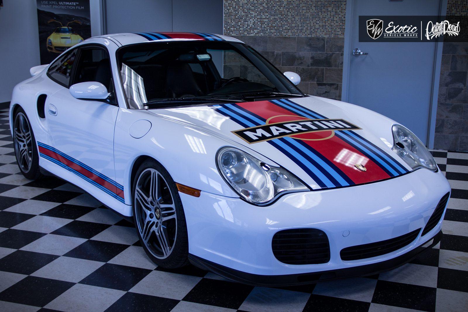 Porsche Of Arlington >> Exotic Vehicle Wraps Gallery and Portfolio