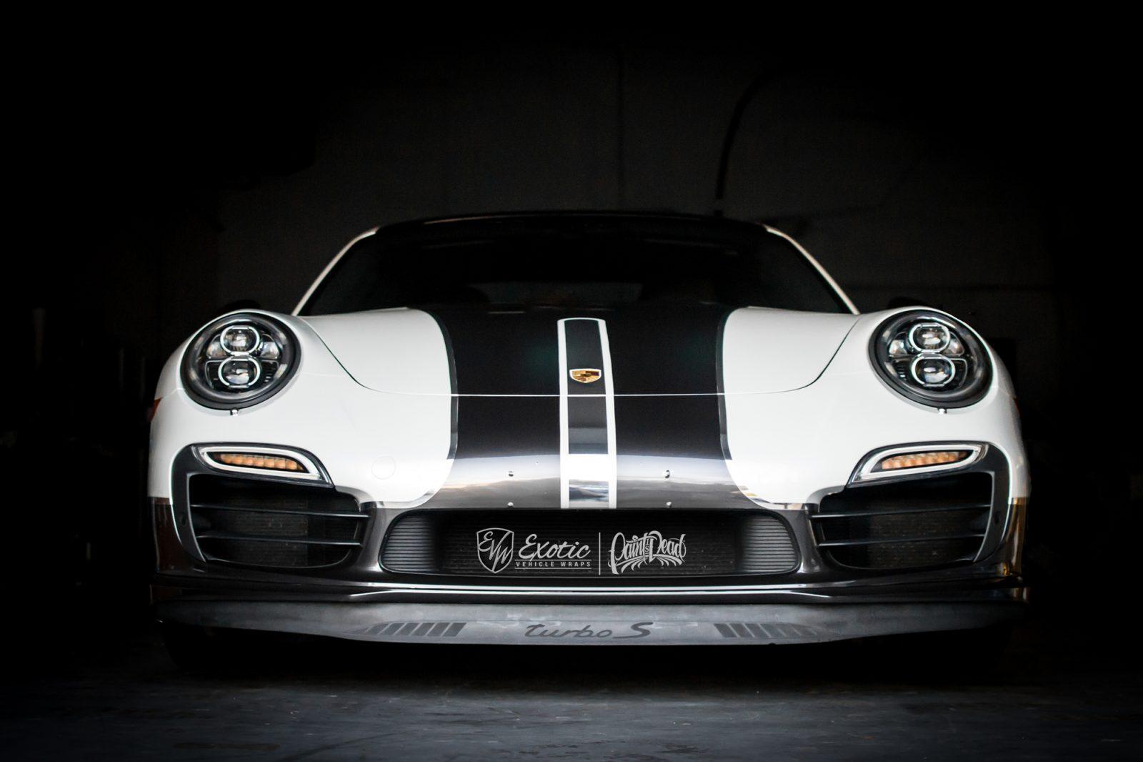 Porsche Tysons Corner >> Vehicle Wraps, Paint Protection, Vehicle Customs Installations