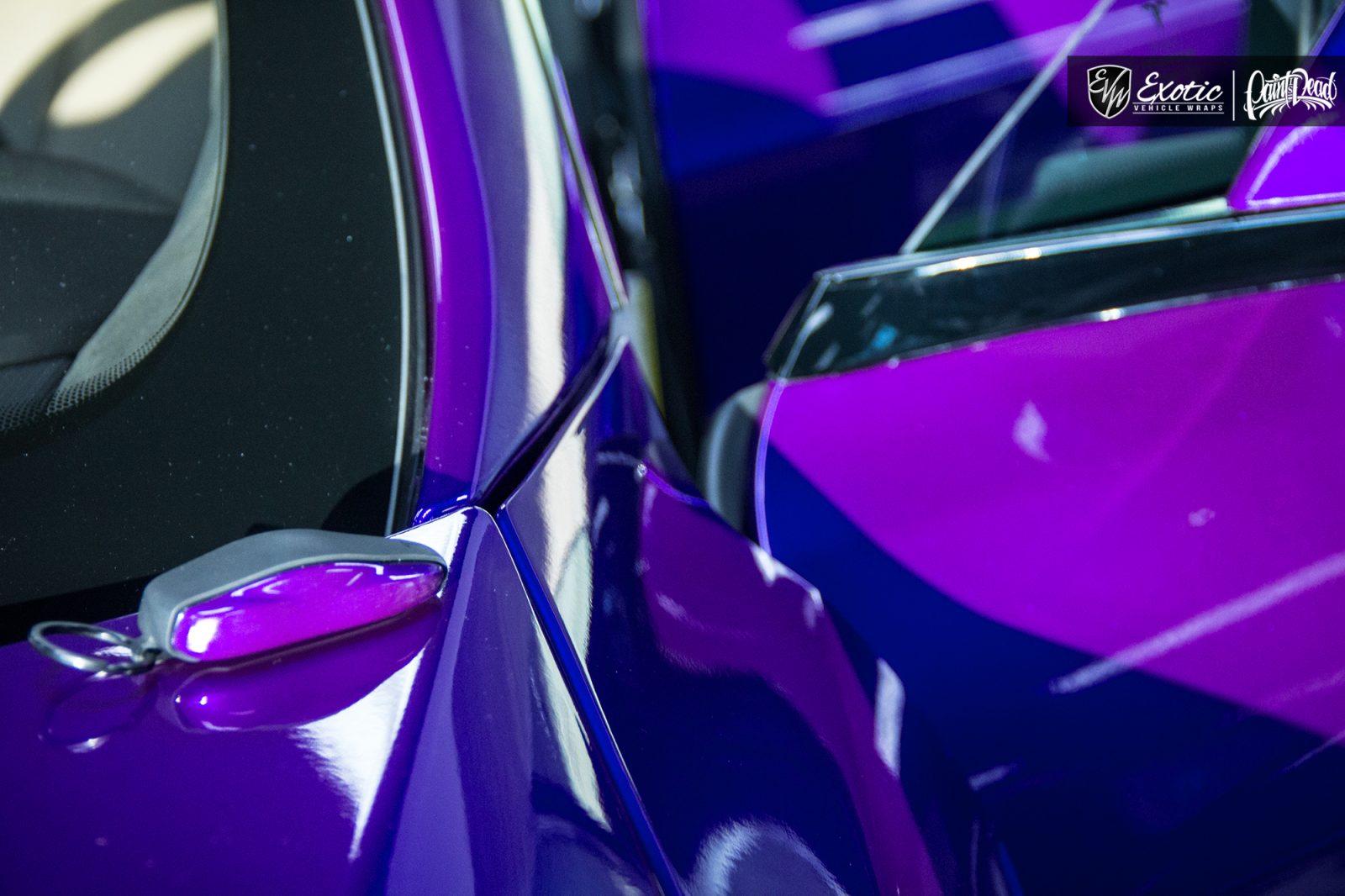Dark Purple Paint Color Uncategorized Dark Purple Car Paint Colors